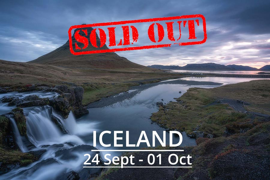 Iceland Photography Tour 2019
