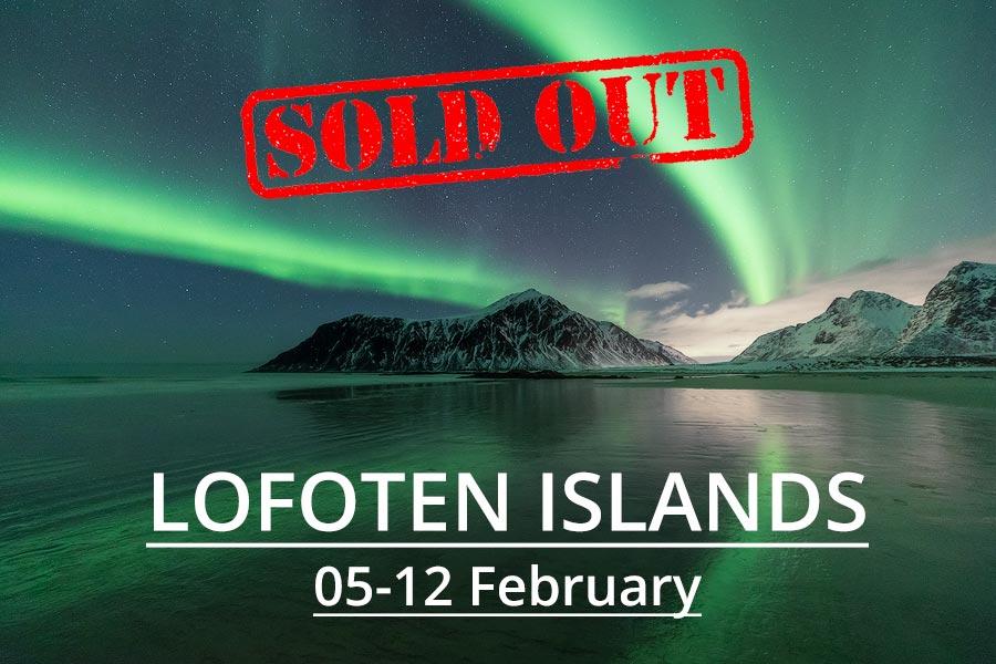 Lofoten Photography Tour 2019